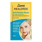 LUVOS Heilerde Anti-Pollution Maske tiefenwirksame Reinigungs-Pflege mit Sofort-Effekt 2 x 7,5 ml
