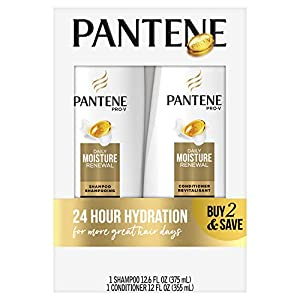 Beauty Shopping Pantene Pro-V Daily Moisture Renewal Shampoo and Conditioner Bundle (Packaging May Vary)