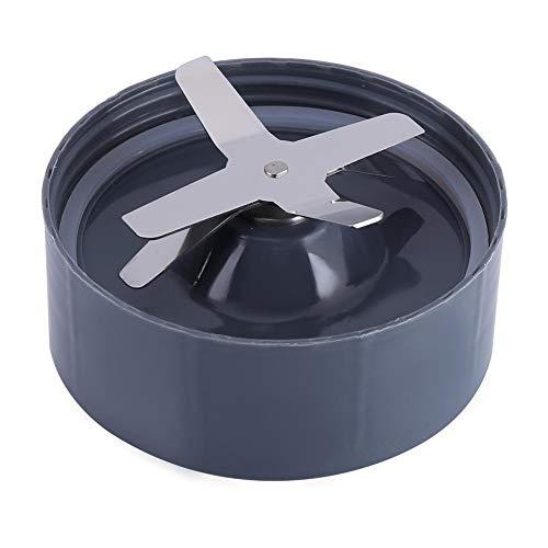Mixer Onderdeel vervangen Extractorblad Roestvrijstalen mesbasis Juicer Accessoire Onderdeel Geschikt voor 600/900W(600W)