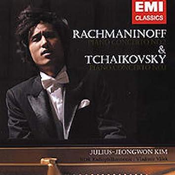 Rachmaninoff: Piano Concerto No.2 & Tchaikovsky: Piano Concerto No.1