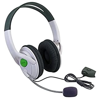 Premium Deluxe Large X-Box XBOX 360 Live Stereo Headphone, Earphone, Headset with Microphone Mic, Foam ear piece for extra comfort (B007CXDDJS) | Amazon price tracker / tracking, Amazon price history charts, Amazon price watches, Amazon price drop alerts