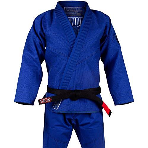 VENUM Classic 2.0 Kimono De Jiu Jitsu Brasileño/BJJ Gi, Unisex Adulto, Azul Royal, A1