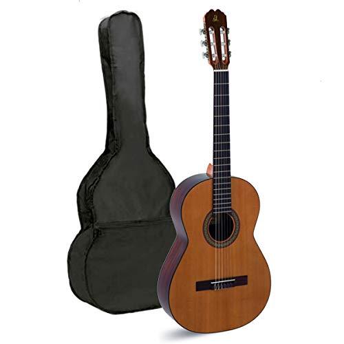 Admira Klassische Spanische Gitarre Málaga, mit Tasche