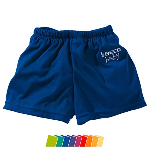 BECO-Beermann GmbH & Co. KG Kinder Aqua Nappy Shorts, blau, L
