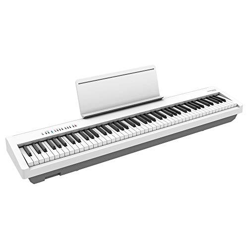 Roland FP-30X Digital Piano - Il nostro piano portatile più famoso - aggiornato (Bianco)