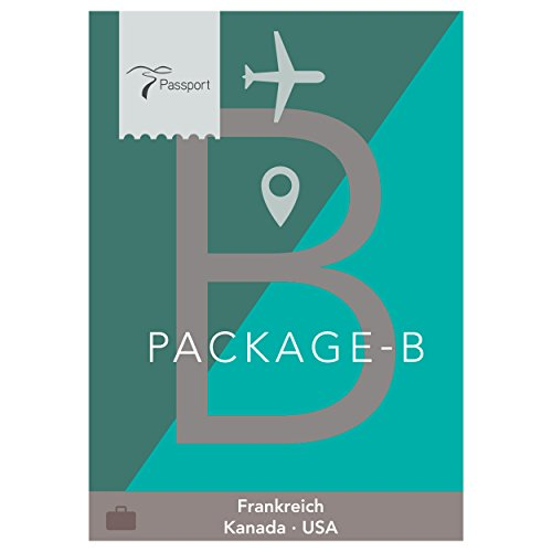 Horizon Passport Virtual Active - USB Stick, Pack B (Frankreich, Kanada, USA)