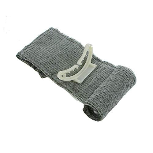 JBNS 1pc Trauma Bandage Israelischen Notfall Bandage Erste-Hilfe-Werkzeug Medizinische Kompressionsbandage Notfall Trauma Bandage Für Outdoor-Survival-Battle (6 Zoll)