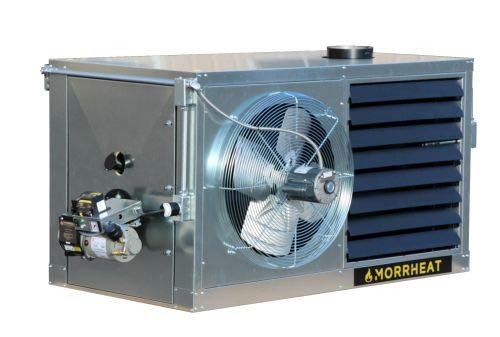 Review MorrHeat 480,000 BTU Bi-Directional Waste Oil Heater