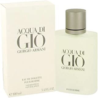 Giorgio Armani Acqua Di Gio Men's Eau De Toilettes Spray 3.4oz