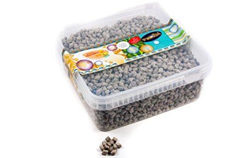 Deine Naschbox - Salmiak Lakritz Diamanten - 1kg Box