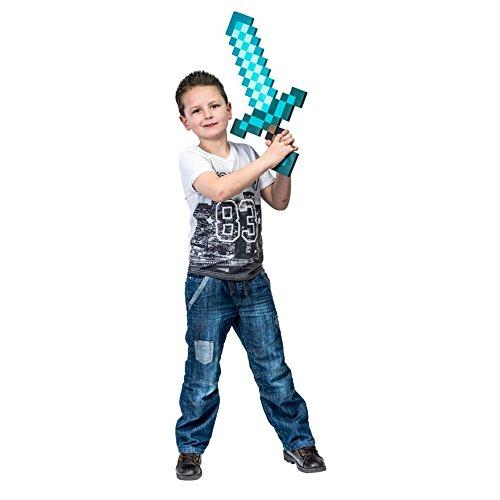 Minecraft Diamante Espada