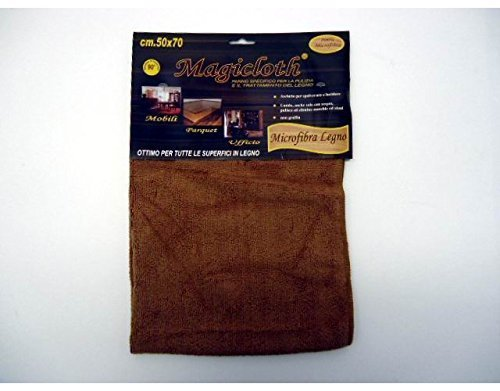 Accessoires Propreté Chiffon en microfibre pour surfaces en bois 50 x 70 cm