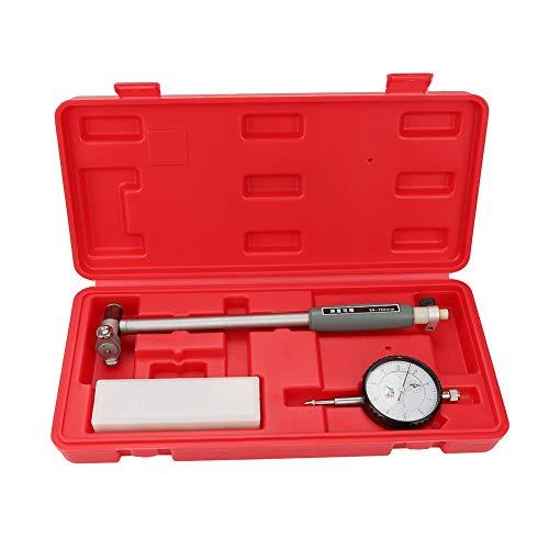 Akozon Dial Bore Gauge, 50-160MM Durchmesserindikator, der den Motorzylinder-Werkzeugsatz misst