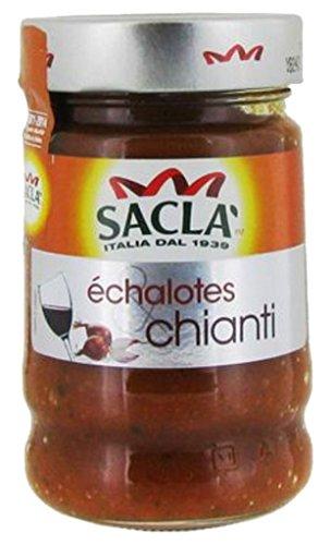 Batchelors Sacla Schalotten-Sauce und Chianti 190G 190 g