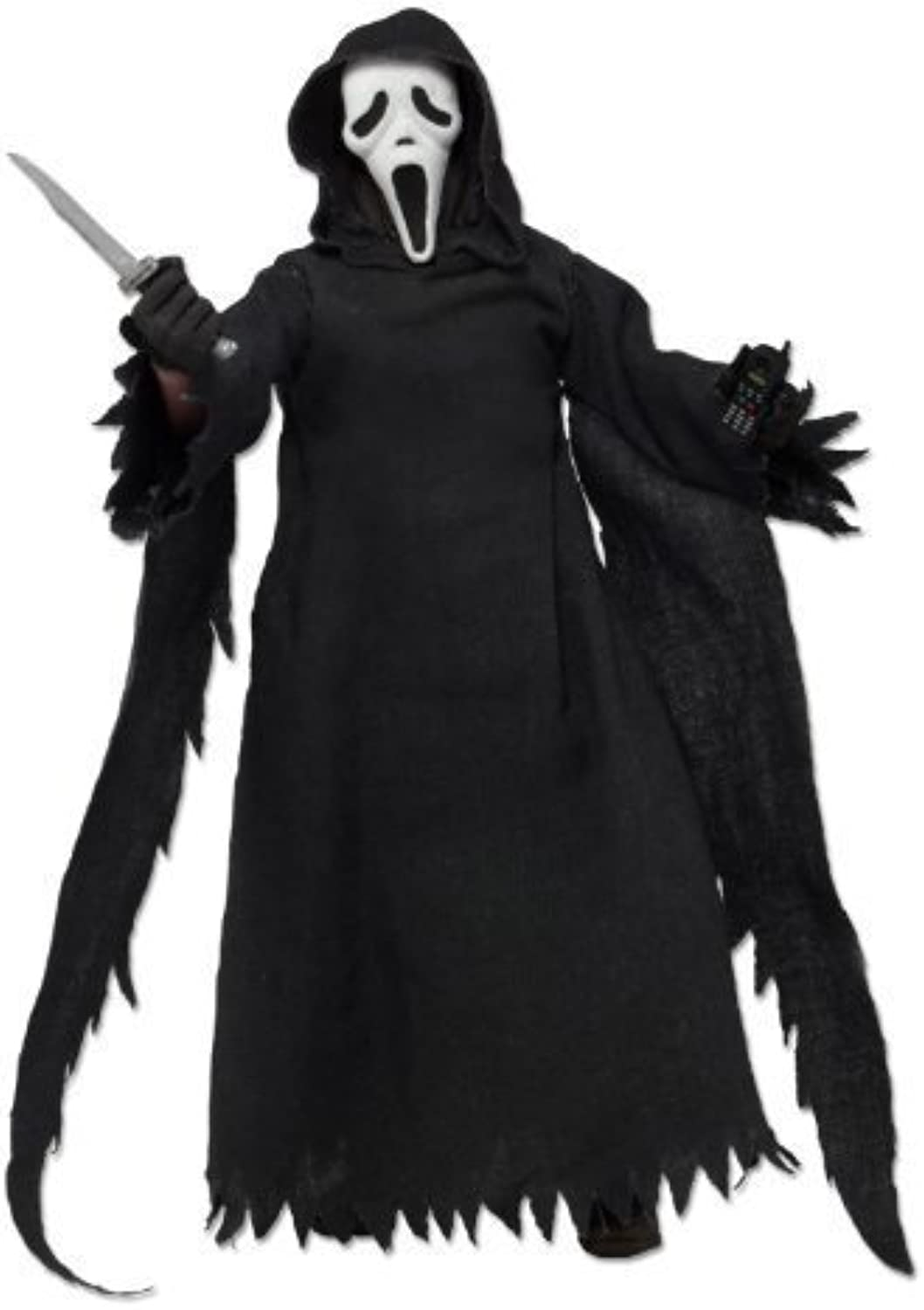 NECA Scream Ghost Face Clothed 8  Action Figure by NECA by NECA
