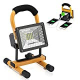 LED Portable Lights - Vaincre Spotlights Work Lights with...