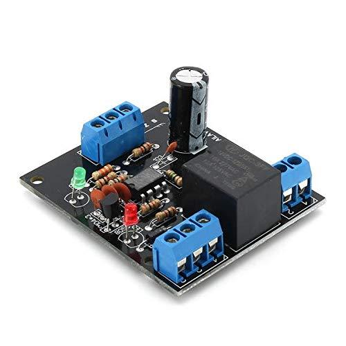 Módulo electrónico Controlador de sensor de interruptor de nivel de agua DC Controlador de tanque de agua Torre de drenaje automático 12V Equipo electrónico de alta precisión