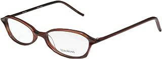 V38 For Ladies/Young Women/Girls Designer Full-Rim Shape Durable Inexpensive Demo Lens Eyeglasses/Glasses
