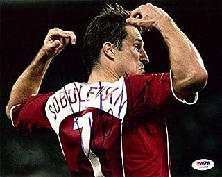 Signed Radoslaw Sobolewski Photo - 8x10 Wisla Krakow #U58403 - PSA/DNA Certified - Autographed Soccer Photos