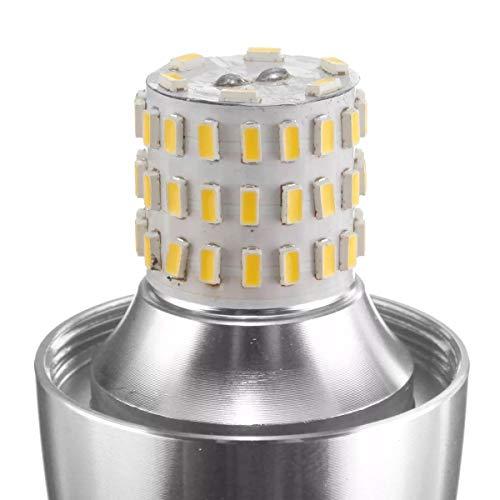 LXH-SH LED Bulb Dimmerabile E14 7W 60 580LM SMD 3014 LED Lampadina Bianca Bianca Bianca Bianca Lampadina AC 110 Lampadina (Color : Warm White)