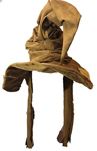 Brown Wizard Sorcerer Costume Hat