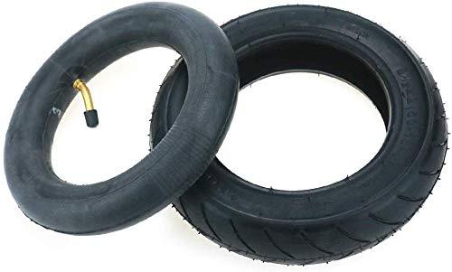 Linghuang 8 1/2 * 2 (50-134) Roller Außen Reifen Innen Reifen Satz in Gummi Tire Ersetzt für Inokims Light 1 Elektroroller Fahrradteile Robustes Zubehör
