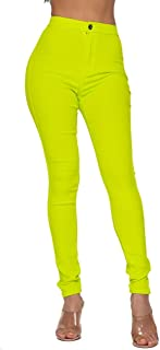 Best canary yellow skinny jeans Reviews