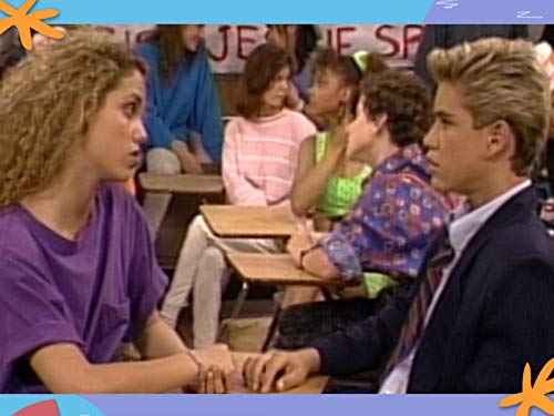 The Time Zack Morris Was A Scumbag Politician For A Free Vacation