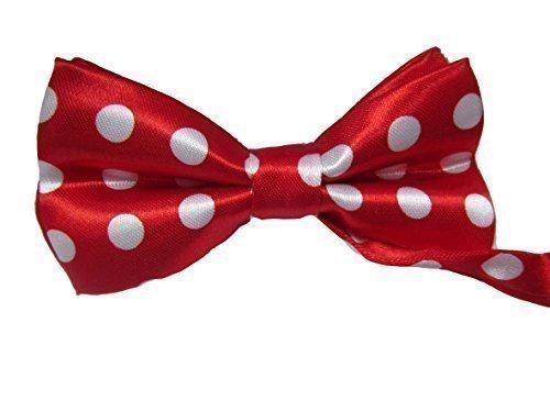 PETIT femmes, enfants Unisexe mode déguisement fantaisie nœud papillon pour mariages : écossais, animal, pointillé par fat-catz-copie-catz