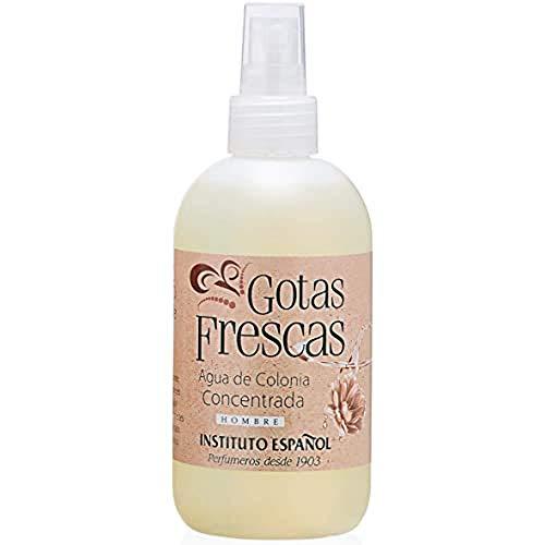 Gotas Frescas Agua de Colonia para Hombre - 250 ml