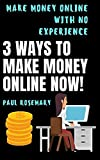How to make $10 -$15 per hour online With No Experience ( 3 Best Business Models For Beginners): Master The 20% methods that yield 80% of your Online Revenue (English Edition)