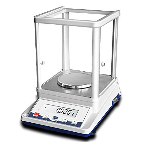 New ZYY Laboratory LCD Digital Scale 0.001g Precision Analytical Balances Jewelry Scales Pharmacy Sc...
