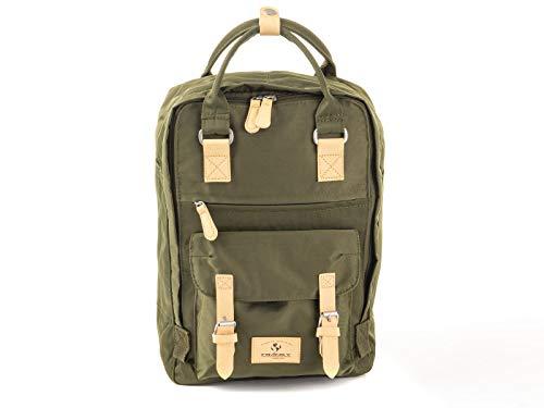 Franky RS52-L Freizeit Rucksack Daypack mit Laptopfach Army