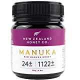 New Zealand Honey Co. Raw Manuka Honey UMF 24+ / MGO 1122+ | 8.8oz / 250g