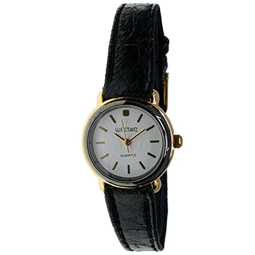 Christian Gar Cg-18938-1 Reloj Analógico para Mujer Caja De Dorado Esfera Color Blanco