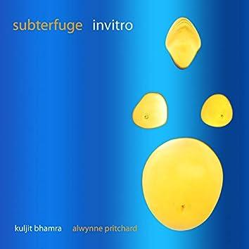 Subterfuge Invitro