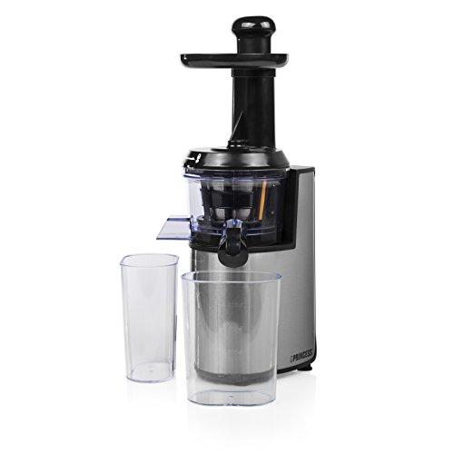 Princess Entsafter/ Slow Juicer – für maximaler Safterhalt und Erhaltung des gesamten Aromas, 202046