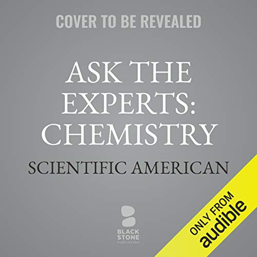 Ask the Experts: Chemistry audiobook cover art