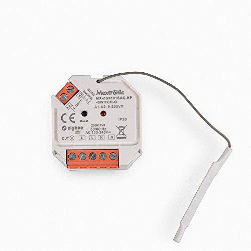 Mextronic zigbee schaltaktor LED CONNEX Zigbee Schalter Switch ON/OFF 230V bis 200W