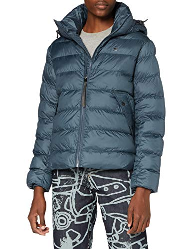 G-STAR RAW Womens Whistler HDD Puffer wmn Jacket, Vintage Navy B958-1605, X-Small