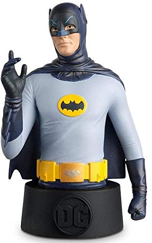 Busto Resina Batman Universe Collector's Nº 26 Batman