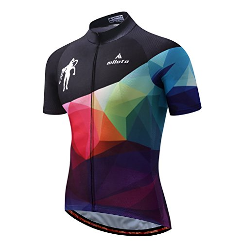 Uriah Men's Cycling Jersey Short...