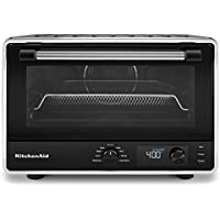 KitchenAid KCO124BM Digital Countertop Oven with Air Fry