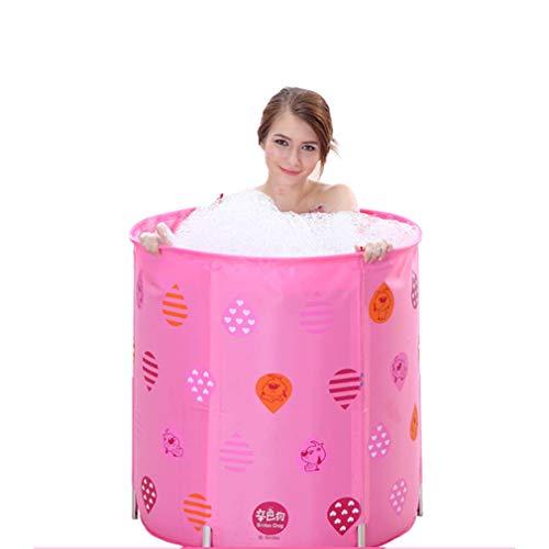 YDYG dikke emmer badkuip voor volwassenen, afmetingen draagbare Home Spa, vijf hoogte-instellingen, comfortabele badkamer, kwaliteit tube + luchtpomp
