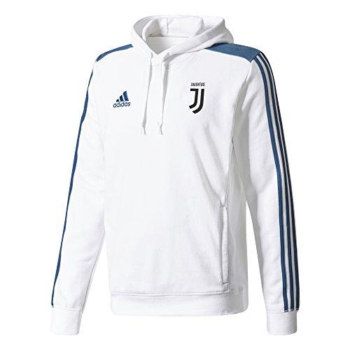 adidas Herren Juventus Jacke, Bianco (Bianco/Blngme), XS