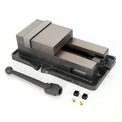 Berkalash Accu-Lock Intrekbare Pull-Down freesmachine, Hoge precisie Machine frezen Bench Swivel Base hoekslot Vice 6 inch