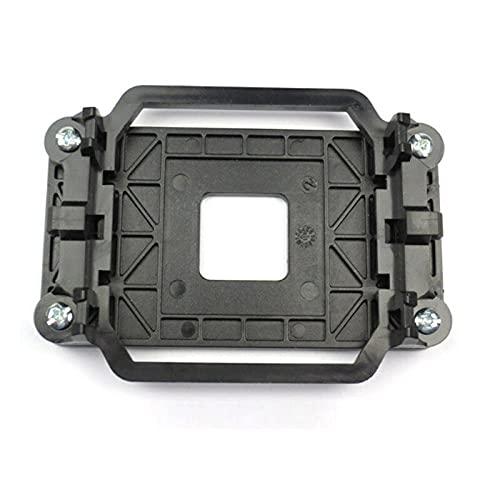 Ventilador de CPU refrigerador disipador de calor Radiador montaje Junta Socket disipador de calor CPU placa posterior reemplazo para AMD AM2 AM3