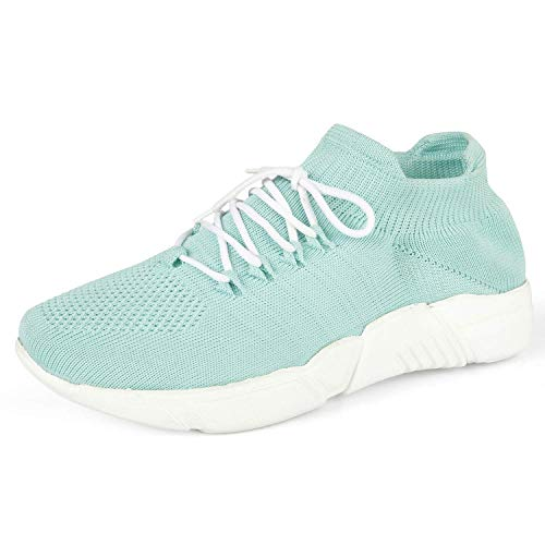 FASHIMO Women's Walking Shoes sportR03-Sky-39