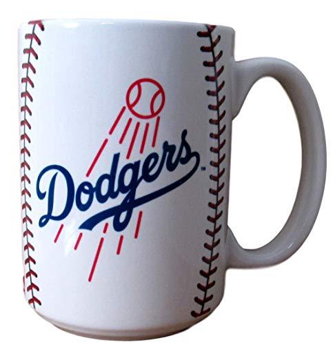 MUSTANG Los Angeles Dodgers Kaffee- und Teetasse, 425 ml