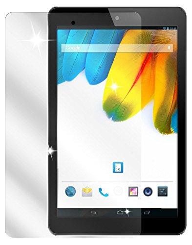 dipos I 2X Schutzfolie klar kompatibel mit Odys Connect 7 Pro Folie Bildschirmschutzfolie